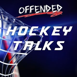 Offended presents: Hockey Talks - Game 2 (Episode 2) with JCD from the Unpopular Podcast!