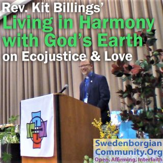 Living in Harmony with God's Earth from Rev. Kit Billings, Part 2 of Convention's Opening Event