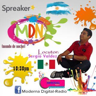 #MundoDeNoche (BOLEROS DEL AYER Y HOY) En vivo