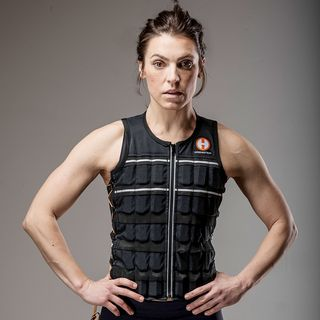 Adjustable Weighted Vest For Workouts Exercises