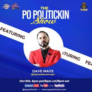 Episode 542: Dave Mays | PoPolitickin