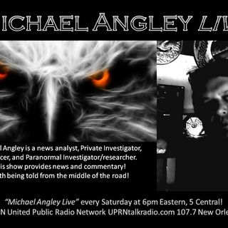 Michael Angley Live Oct 21 2017