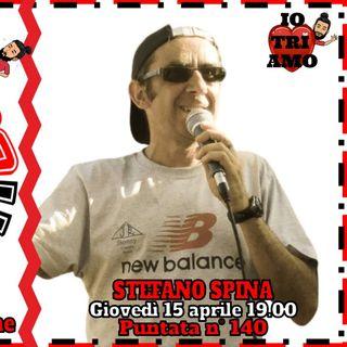 Passione Triathlon n° 140 🏊🚴🏃💗 Stefano Spina