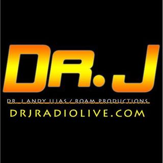 Dr J Radio live  Colin Andrews