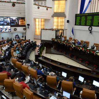 Asamblea Nacional aprueba reforma al PGR que castiga al Mined y otras 10 instituciones