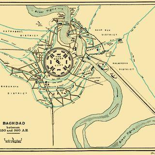 Un caffè con lo storico: La fondazione di Baghdad