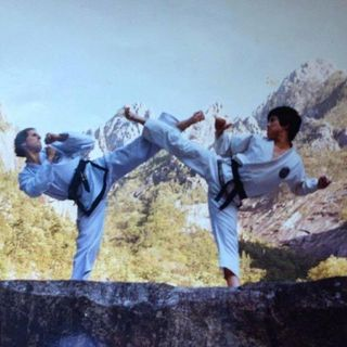 Interview with Mr Michael Cormack ITF World Champion (1978) & Official TKD Hall of Fame Inductee