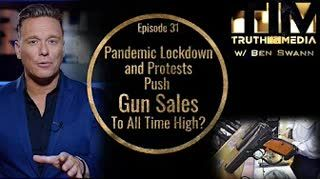 Pandemic Lockdown and Protests Push Gun Sales to All Time Highs
