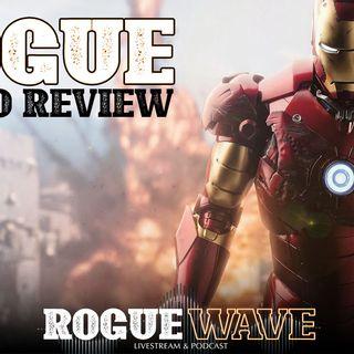 Ep 09: Rogue Retro: Iron Man Review, Mandalorian Casting News, The Batman and more!