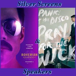 Silver Screens & Speakers: Pray For The Wicked & Bohemian Rhapsody