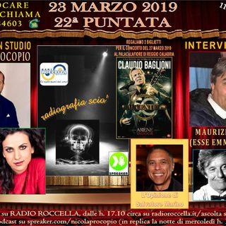Radiografia Scio' - N.22 del 23-03-2019