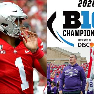 Go B1G or Go Home: Ohio State/Northwestern preview and much more
