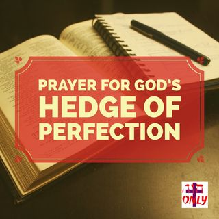 Prayer of God' Hedge of Protection for you and Around.