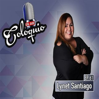 Episodio 61 Lynet Santiago