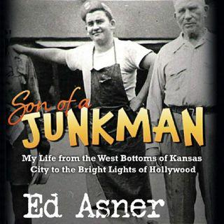 Ed Asner Returns! - Actor / Author (Son of a Junkman)