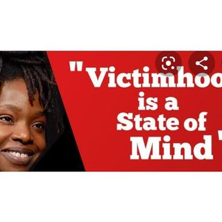 Do Black Folks Have Exclusive Rights On Victimhood ?: 619-768-2945