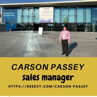 Carsoon Passey - Well Educated Man