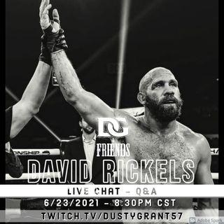 Episode 32 - David Rickels