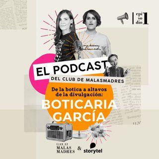 De la botica a altavoz de la divulgación: Boticaria García.