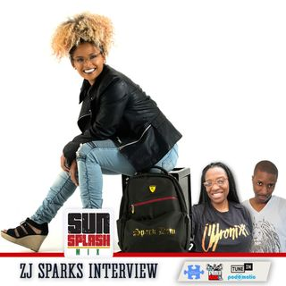 Yesss Goodie ZJ Sparks Interview