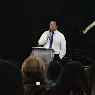 Predicación pastor Martín Campregher 23-12-18