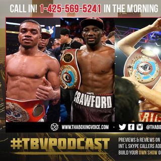 "☎️Crawford vs Spence Fight ""We Have NO Problem WORKING with PBC, Press Paints a Different Picture😱"""