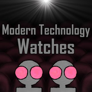 Modern Technology Watches