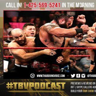 ☎️Tyson Fury vs Braun Strowman Brawl WWE RAW🔥 Dangerous PUBLICITY STUNT❓