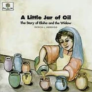 The Widow and The Oil 2 (Just Ask)