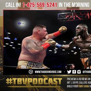 ☎️OH OH: Andy Ruiz is Eligible To FACE Wilder For WBC Crown 😱Per its President Mauricio Sulaiman❗️