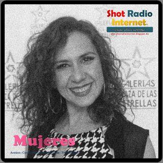 El éxito en voz de María Filippini en Mujeres Shotradio ¡Conoce más de ella!
