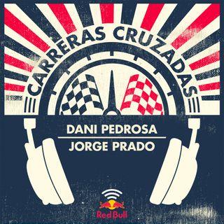 Dani Pedrosa y Jorge Prado, velocidad en los genes