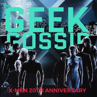X-Men 20th Anniversary Watch Party