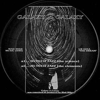 Galaxy 2 Galaxy - Rhythm Of Infinity