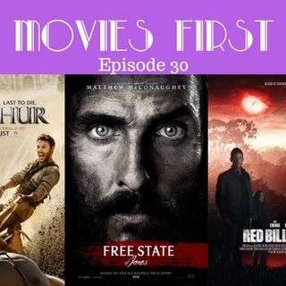 Movies First with Alex First & Chris Coleman Episode 30 - Bigger than Ben Hur!