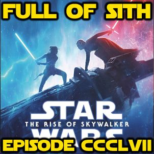 Episode CCCLVII: The Rise of Skywalker Novelization