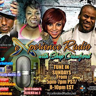 Experience Radio Show 8-9