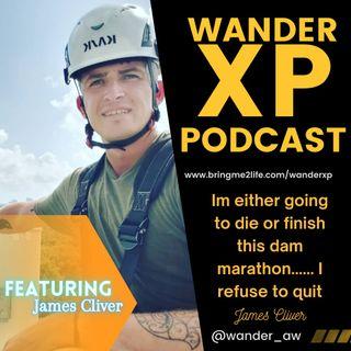 Episode 3 - James Cliver The Marathon Man