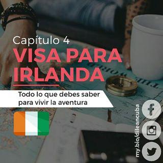 Cap. 4 | Visa Para Irlanda