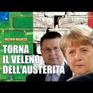 """Valerio Malvezzi: """"Il tessuto economico italiano è a pezzi"""""""