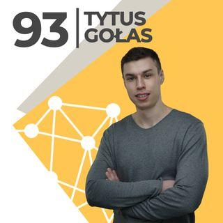 Tytus Gołas-jak osiągnąć sukces przed trzydziestką-Tidio