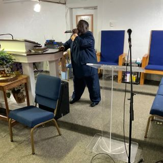 Episode 115 - God's Day with Lady Aunqunic Collins - Tuesday Night Bible Study on 9.22.2020 - Part 2