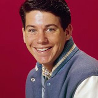 Anson Williams from Happy Days