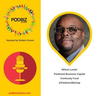 PodBiz Studios Continuity Fund with Wilson Lester