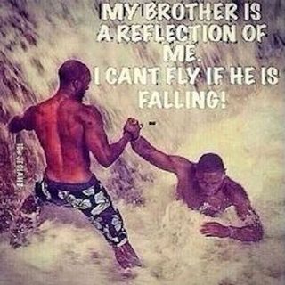 WHEN I AM NOT MY BROTHERS KEEPER