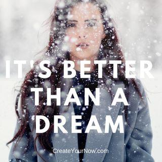 1443 It's Better Than A Dream