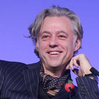 Cumple de Bob Geldof