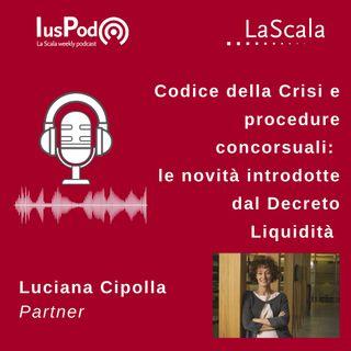 Ep. 39 IusPod Codice della crisi e procedure concorsuali: le novità introdotte dal Decreto Liquidità