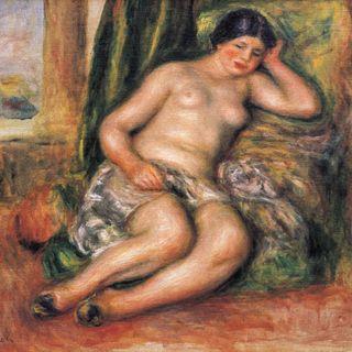 Auguste Renoir, französischer Maler (Todestag 3.12.1919)
