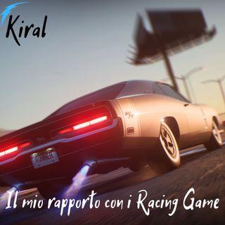 Il mio rapporto con i racing game